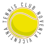 Logo Tennis Club Noventa vicentina A.S.D.